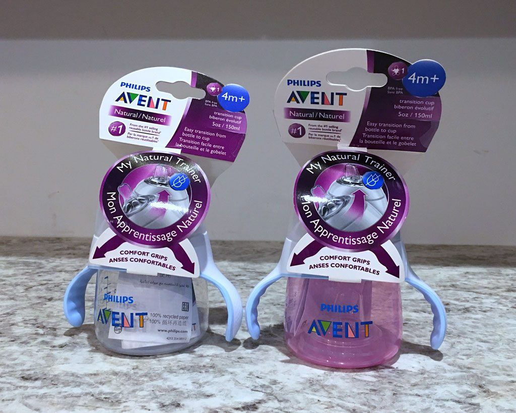 Philips Avent Trainer Cups