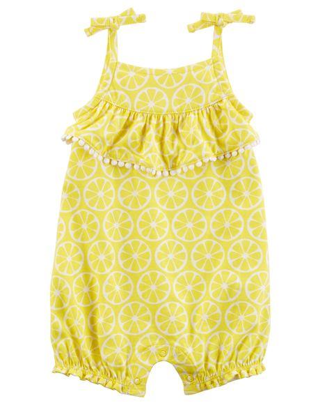 lemon romper