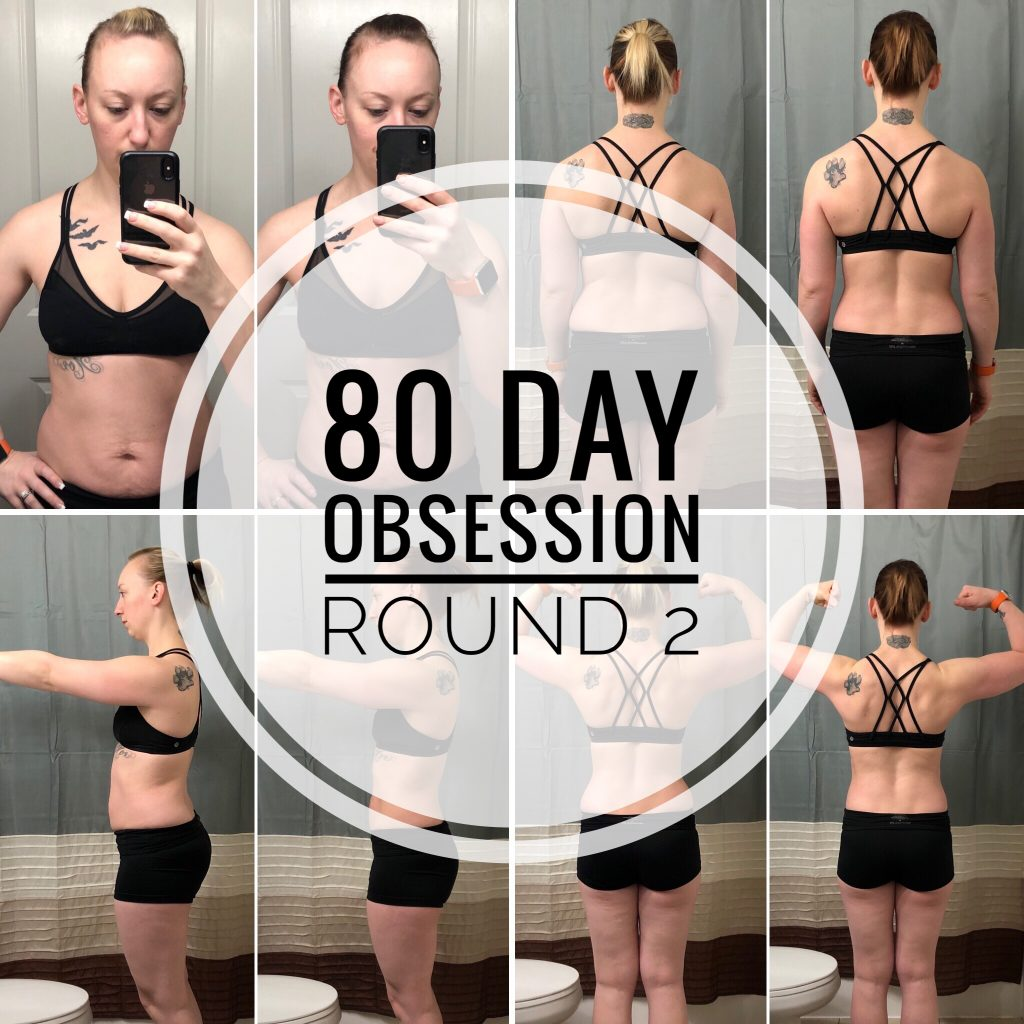 80 Day Obsession round 2 results