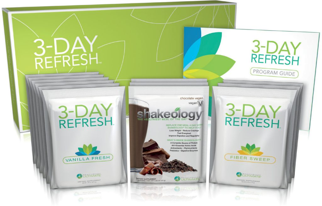 3-Day Refresh kit